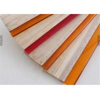 Buy cheap 75A Blade Wood Handle Screen Printing Squeegee Free Size Ink Scraper for Silk Screen Printing product