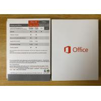 Buy cheap Office 365 Microsoft  Office 2016 Box , English Office 2016 Product Activation product