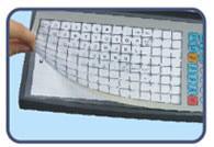 Scale renewable hot keypad