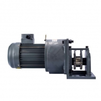 Buy cheap Output Torque 3150Nm Geared Brake Motor product
