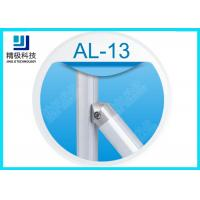 Buy cheap AL-13 Aluminum Tubing Joints / Connectors Claw 45 Degrees Within Joints Die - casting product