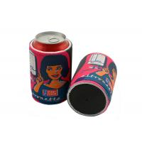 Buy cheap Promotional Custom Printed Insulated 5mm Tickness Neoprene Beer Can Cooler from wholesalers
