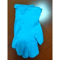 Buy cheap Compound Nitrile Medical Glove Harmless And Tasteless Thin Thickness product