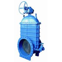 DN300 , 400 , 500 , 600 Resilient Seated Cast Iron Gate Valve With Bypass