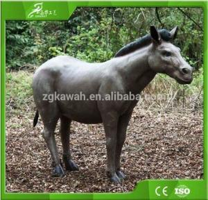 Buy cheap KAWAH Factory Animated Lifelike Handmade Animatronic Life Size Horse product