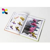 Buy cheap Handemade Spiral Book Printing Silver Colour Foil Hot Stamping Custom Size product