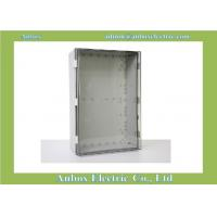 Buy cheap 600x400x220mm Ip66 Waterproof Electrical Enclosures Plastic product