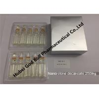 Buy cheap Nandrolone decanoate 400mg/ml 1ml/vial genuis quality steroid injection product