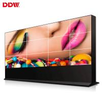Buy cheap Narrow Bezel DDW LCD Video Wall Monitor Ultra Thin 8 Bit 16M Color Support Variety Signal Ports product