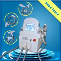 Buy cheap RF Nd Yag Laser 3 In 1 Multifunction Beauty Machine Tattoo / Wrinkle Removal product