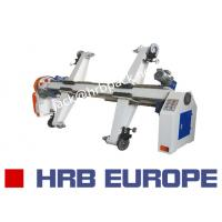 Buy cheap 2 Ply Corrugated Carton Production Line / Single Facer Cardboard Making Line product