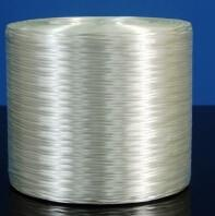 PP PBT White E Glass Direct Roving 130mm Stiffness Thermoplastic Yarn