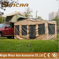 Buy quality 260G canvas AWNING FULL HOUSE from Ningbo Wincar at wholesale prices