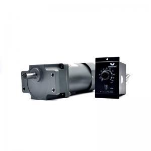 Buy cheap Wanshsin 25W Electromagnetic Brake Motor Variable Speed Gear Reduction Motor product