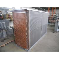 Buy cheap Copper Heat Pipe Heat Exchanger for Industrial Heating Recovery System product