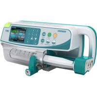 Buy quality Large Colorful LCD Display Medical Infusion Pump With Rs232 Interface Syringe Pump at wholesale prices