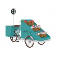 Buy cheap Multipurpose Commercial Scooter Vending Cart Aluminium Alloy Frame Stable Structure product