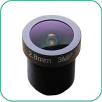 China M12X0.5 Home Security Camera Lens Φ14×16.7 Dimension With Anti UV Protection on sale