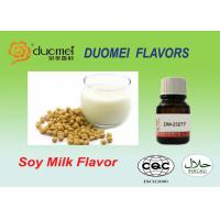 Buy cheap Fresh Sweet Soy Milk Food Flavouring Agents Liquid For Dairy Products product