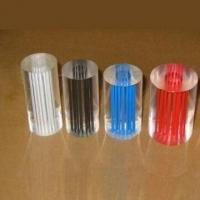 Buy cheap Acrylic Line Rod, Available in Different Colors, Heat- and Weather-resistant product