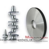Buy cheap CBN Grinding Wheel For Crankshaft lucy.wu@moresuperhard.com product