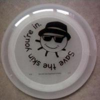 Buy cheap Mini Flying Disc, Made of Plastic product