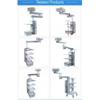 Buy cheap Ceiling Mounted Medical Pendant Systems Single Arm With Gas Terminal product