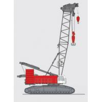 Buy cheap Hot Sale 400 ton Crawler Crane QUY400 In China product