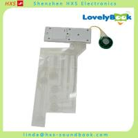 Buy cheap Hot Selling Plastic PE Material Sound Module For Book/Toy from wholesalers