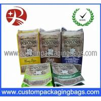 Buy cheap OPP / CPP Die Cut Plastic Food Packaging Bags / Popcorn Bag With Printing from wholesalers