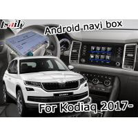 Buy cheap Skoda Kodiaq Easy Installation GPS Navigation Device Support Android Interface from wholesalers