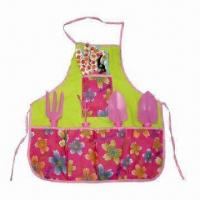 Buy cheap Fashionable Garden Tools Set with Apron product