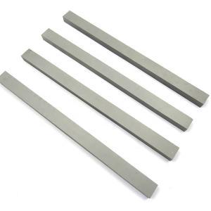 Buy cheap YG6 YG8 YG11 YG15 Carbide Flat Strips 100mm Length For Machine Tools product