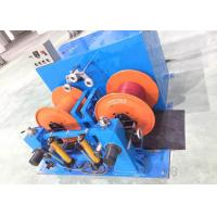 Buy cheap Fully Automatic Cable Coiling Machine / Cable Winding Machine PLC Controlled product