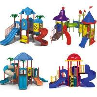 Buy cheap Engineering Plastic Outdoor Playground $title product