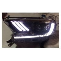 Buy cheap Waterproof LED Car Headlights For Ford Ranger Wildtrak Accessories from wholesalers