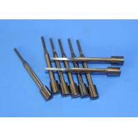 Buy cheap Carbide Punching Needle Tungsten Carbide Punch With High Hardness product