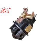 Buy cheap Heavy Duty Auto Rickshaw Gearbox , Compact Load Tricycle Speed Reducer product