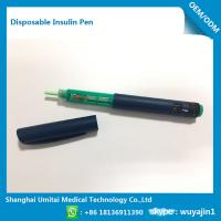 Buy cheap Prefilled Disposable Insulin Pen / Prefilled Insulin Syringes For Diabetes product