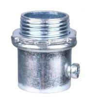 Buy cheap Insulated Type Watertight EMT Conduit Fittings Concrete Tight When Taped product