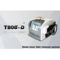 Buy quality 500W Diode Laser Hair Removal Machine With 12X12mm Spot Size at wholesale prices
