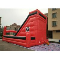 Buy cheap Adult Outdoor Inflatable Playground Amusement Park Applied Eco Friendly Non Toxic product