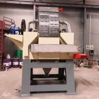 Buy cheap Automatic Mineral Electromagnetic Vertical Ring Magnetic Separator High Intensity Machine product
