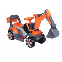 Buy cheap Professional Childrens Electric Ride On Cars / Sit On Excavator Toy EN71 Approved product