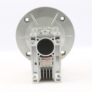 Buy cheap Wanshsin 20CrMnTi Worm Gear Reducer 250W Geared Motor product