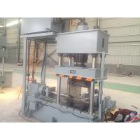 Buy cheap 315T Tube Pipe Fitting Hydraulic Forming Press Machine PLC Control product
