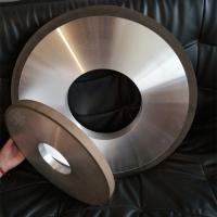 Buy cheap Resin Diamond Grinding Wheel For Thermal Spraying Alloy Materials lucy.wu@moresuperhard.com product