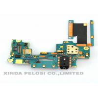 Buy cheap Metal HTC Spare Parts For One M8 Motherboard Flex Charging Flex Card Tray product