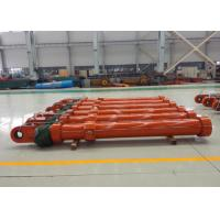 Buy cheap Steel Mill Industrial Hydraulic Cylinders Hard Chrome Coating product