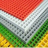 Buy cheap Smooth Molded Grating Frp For Petrochemical Industry , Textile Printing product